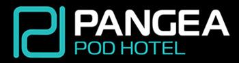 Logo Pangea Pod Hotel